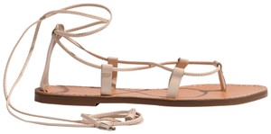 Madewell Nude Pink Sandals