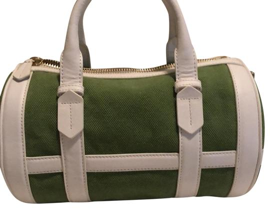 Tory Burch Satchel in Green Image 0