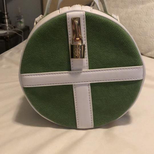 Tory Burch Satchel in Green Image 2
