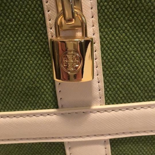 Tory Burch Satchel in Green Image 5