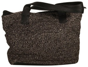The Sak Large Leather Tote in Urban Static