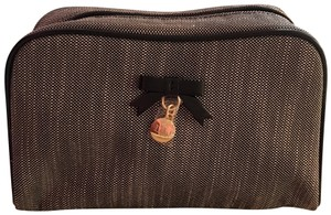 Dior Dior bow cosmetic bag
