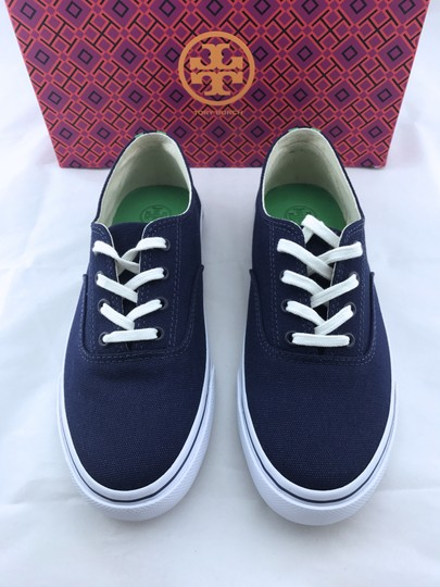 Tory Burch Sneakers Gucci Monogram Murray Navy Athletic Image 1