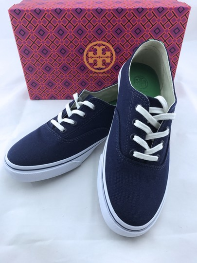 Tory Burch Sneakers Gucci Monogram Murray Navy Athletic Image 2
