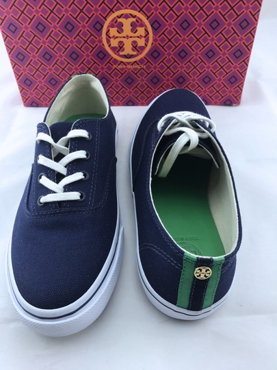 Tory Burch Sneakers Gucci Monogram Murray Navy Athletic Image 3