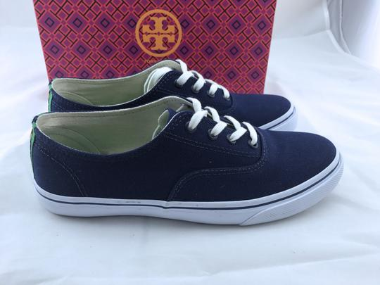 Tory Burch Sneakers Gucci Monogram Murray Navy Athletic Image 4