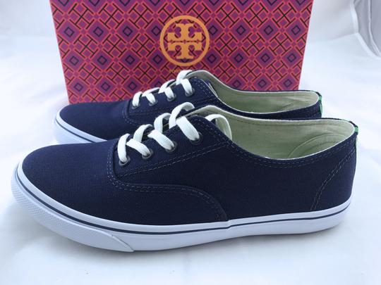 Tory Burch Sneakers Gucci Monogram Murray Navy Athletic Image 5