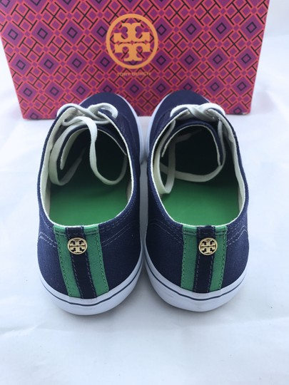 Tory Burch Sneakers Gucci Monogram Murray Navy Athletic Image 6