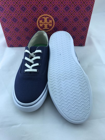 Tory Burch Sneakers Gucci Monogram Murray Navy Athletic Image 7