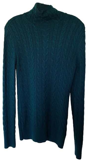 Preload https://img-static.tradesy.com/item/24548482/calvin-klein-cable-knit-blue-sweater-0-1-650-650.jpg
