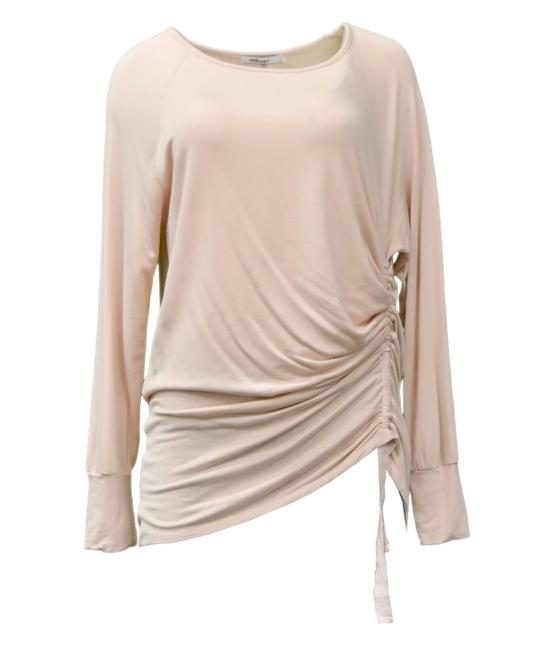 Item - Ruched Side Ballet Sweater