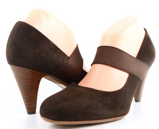DKNY Brown Pumps Image 0