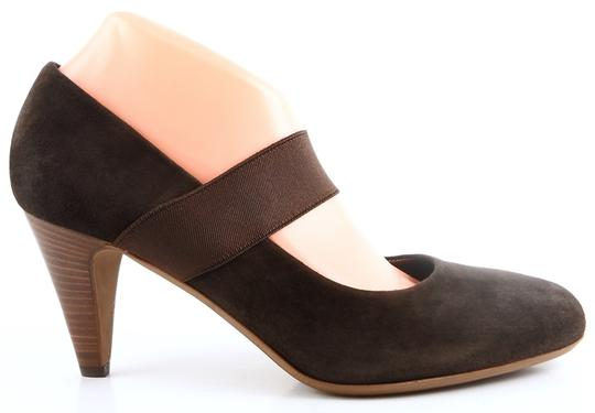 DKNY Brown Pumps Image 1