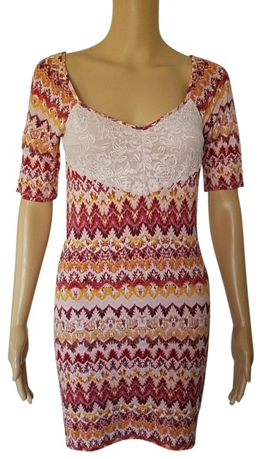 Preload https://img-static.tradesy.com/item/24548648/free-people-pink-intimately-aztec-short-casual-dress-size-6-s-0-1-650-650.jpg