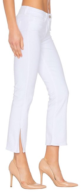 3X1 Bell Crop Mid Aspro Flare Leg Jeans Image 0