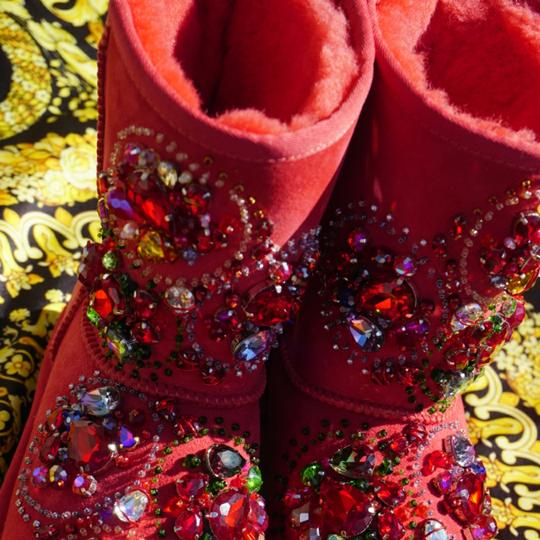 Preload https://img-static.tradesy.com/item/24548738/ugg-australia-authors-work-swarovski-crystals-red-orange-eu-39-there-made-by-hand-by-the-best-and-a-0-1-540-540.jpg