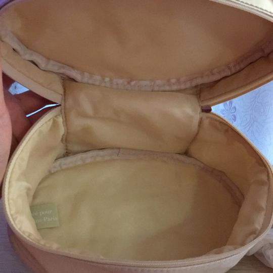 Clarins Clarins gold cosmetic bag Image 6