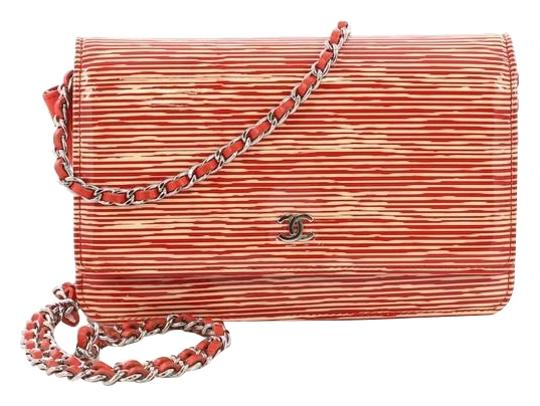 Preload https://img-static.tradesy.com/item/24548782/chanel-wallet-on-chain-striped-red-and-white-patent-leather-shoulder-bag-0-1-540-540.jpg