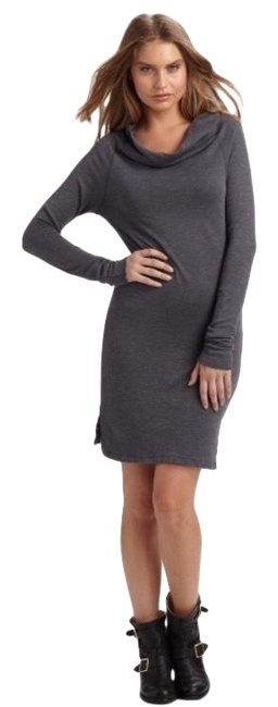 Preload https://img-static.tradesy.com/item/24548817/james-perse-gray-funnel-neck-sweater-short-casual-dress-size-8-m-0-1-650-650.jpg