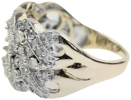 Other Gold Braided Diamond Ring Image 1