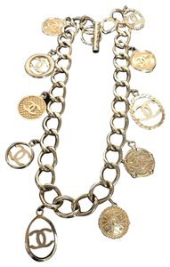 Chanel Chanel Icon Link Charm Belt/Necklace