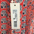 Rebecca Taylor Red Amanda Printed Cami Shift Short Casual Dress Size 0 (XS) Rebecca Taylor Red Amanda Printed Cami Shift Short Casual Dress Size 0 (XS) Image 7