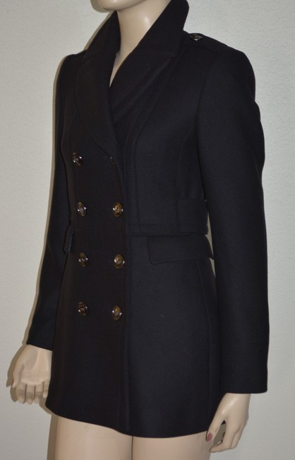 Burberry Wool New Trench Coat Image 5