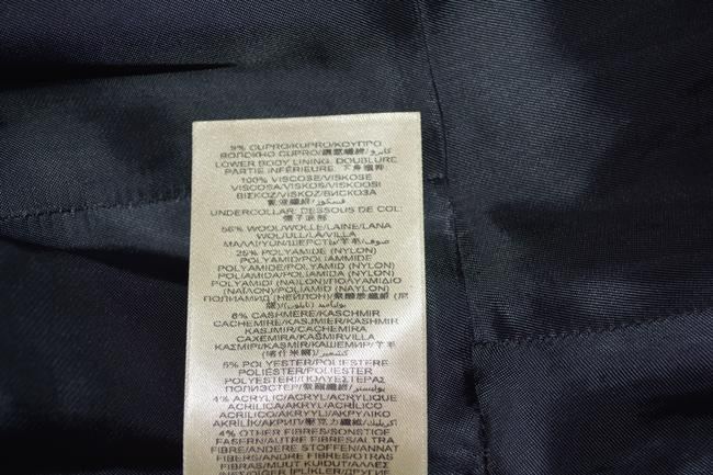 Burberry Wool New Trench Coat Image 9