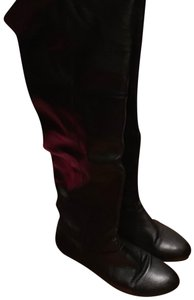 Chinese Laundry Black Leather Boots