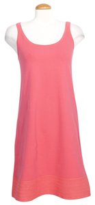 Eileen Fisher short dress Rose Pink on Tradesy