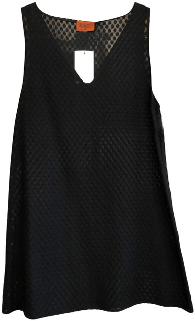 Preload https://img-static.tradesy.com/item/24549450/missoni-black-tunic-short-casual-dress-size-6-s-0-1-650-650.jpg