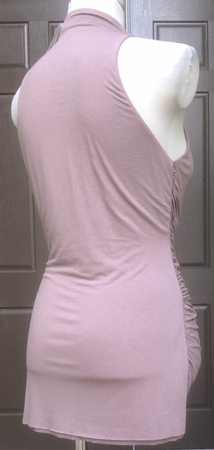 Bailey 44 Medium Mulberry Ruched Top Mauve Image 5
