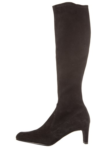 Preload https://img-static.tradesy.com/item/24549644/stuart-weitzman-black-suede-bootsbooties-size-us-85-narrow-aa-n-0-0-540-540.jpg