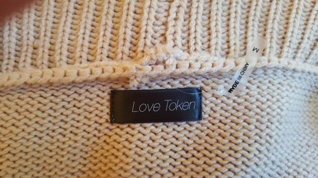 LOVE TOKEN BEIGE Jacket Image 2