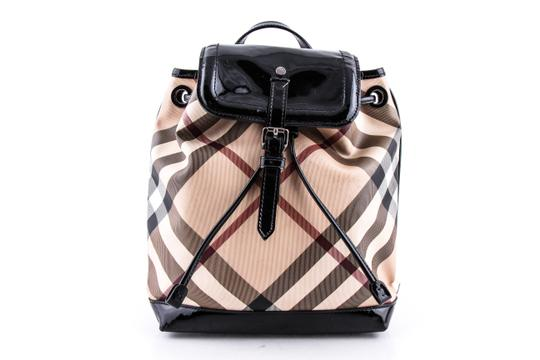 Preload https://img-static.tradesy.com/item/24550014/burberry-house-check-multicolor-nylonleather-backpack-0-0-540-540.jpg