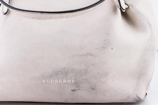 Burberry Tote in White Image 6
