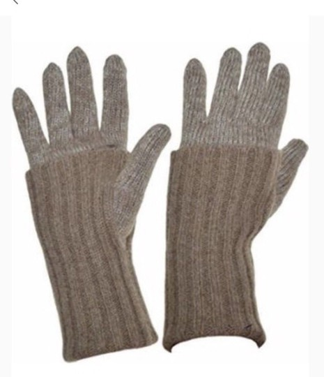 Warmtouch Grandoe Cashmere & Lambswool Knit Touchscreen Gloves IPhone Image 1