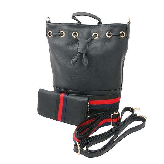 Preload https://img-static.tradesy.com/item/24550107/gucci-style-backpack-handbag-set-blackmulti-color-faux-leather-beach-bag-0-0-540-540.jpg