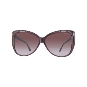 e5b69cd71d525 Tom Ford New Tom Ford Reveka Women s Cat Eye Sunglasses Gradient Violet  FT0512 - item med