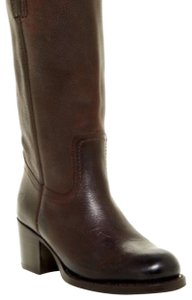 Frye brown distressed Boots