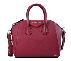 Givenchy Satchel in Fig Pink
