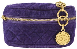 Chanel Rare Vintage Fanny Pack Limited Edition Baguette