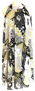 Yellow/black/white Maxi Dress by Forever