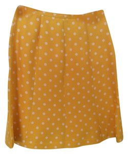 Sara Campbell Skirt Yellow