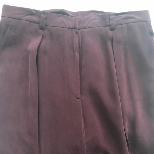 Jones New York Trouser Pants Bordeaux Image 6