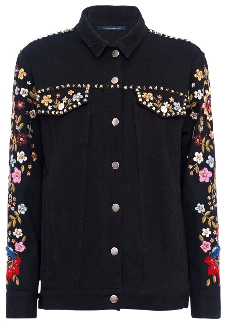 Preload https://img-static.tradesy.com/item/24552535/french-connection-black-multi-floral-mazie-jacket-size-0-xs-0-1-650-650.jpg
