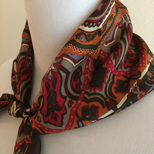 Laura Ashley Silk Scarf Image 1
