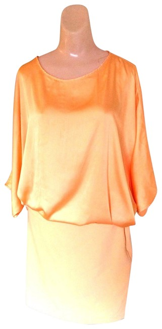 Preload https://img-static.tradesy.com/item/24552790/united-colors-of-benetton-peach-blouson-jacket-suit-short-workoffice-dress-size-4-s-0-1-650-650.jpg