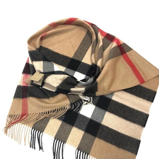 Burberry Burberry Bandana in Check Cashmere Image 1