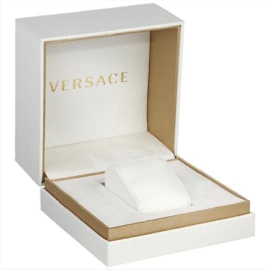 Versace Authentic New Versace Vanity VLC01 0014 Steel Quartz 40MM Watch Image 6